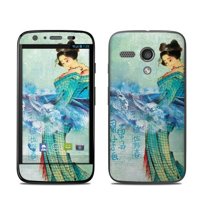 Motorola Moto G Skin - Magic Wave