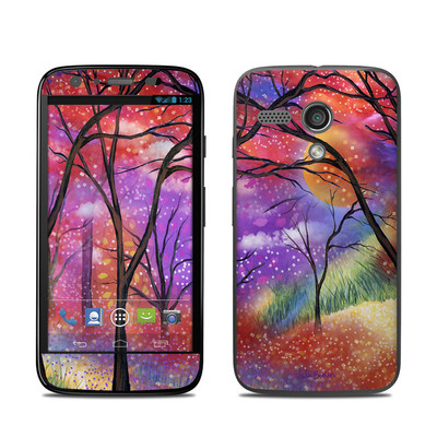 Motorola Moto G Skin - Moon Meadow