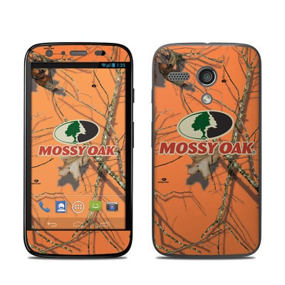 Motorola Moto G Skin - Break-Up Lifestyles Autumn