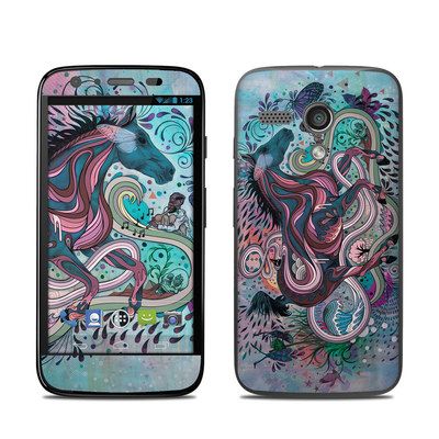 Motorola Moto G Skin - Poetry in Motion