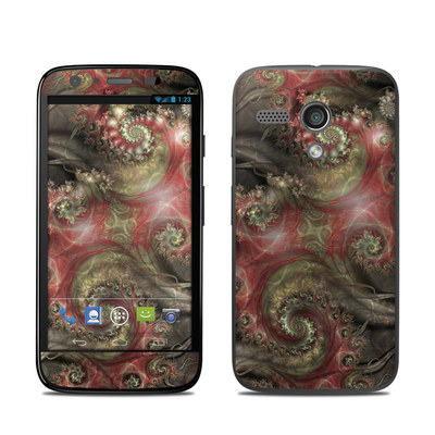 Motorola Moto G Skin - Reaching Out