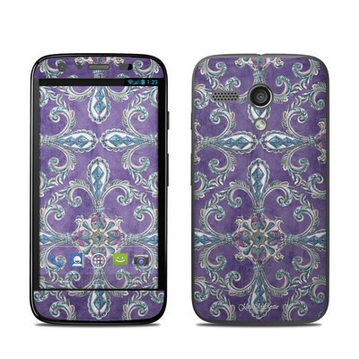 Motorola Moto G Skin - Royal Crown