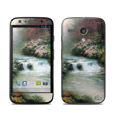 Motorola Moto G Skin - Beside Still Waters