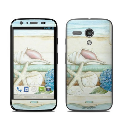 Motorola Moto G Skin - Stories of the Sea