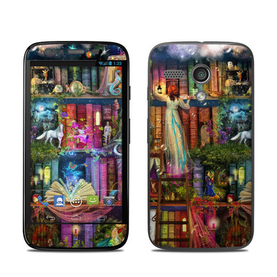 Motorola Moto G Skin - Treasure Hunt