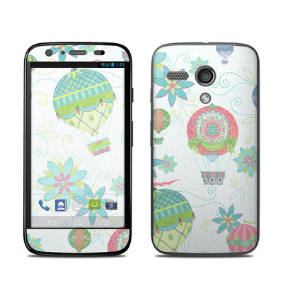 Motorola Moto G Skin - Up and Away