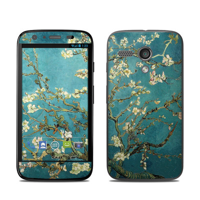 Motorola Moto G Skin - Blossoming Almond Tree