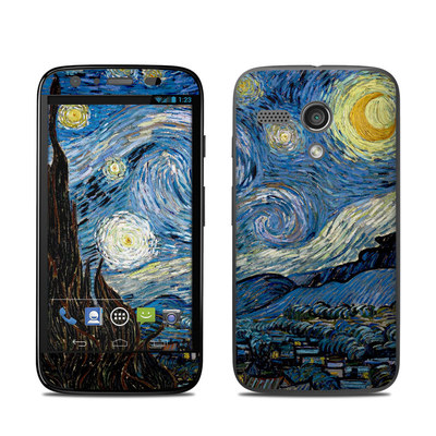 Motorola Moto G Skin - Starry Night
