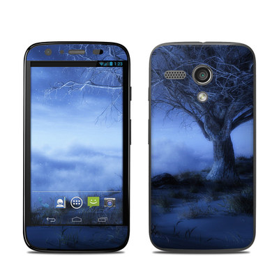 Motorola Moto G Skin - World's Edge Winter