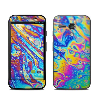 Motorola Moto G Skin - World of Soap