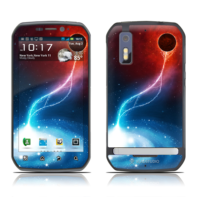 Motorola Photon Skin - Black Hole