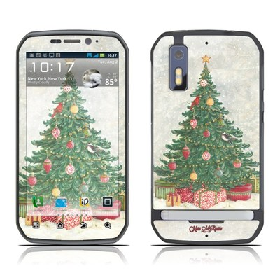 Motorola Photon Skin - Christmas Wonderland