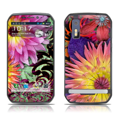 Motorola Photon Skin - Cosmic Damask