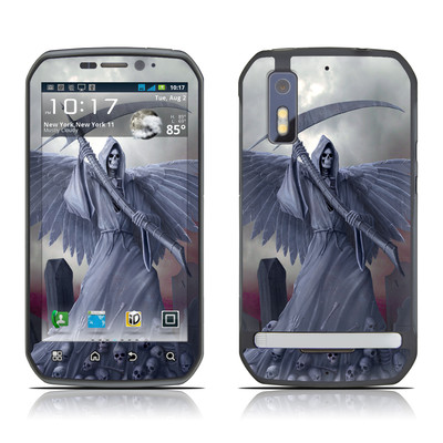 Motorola Photon Skin - Death on Hold