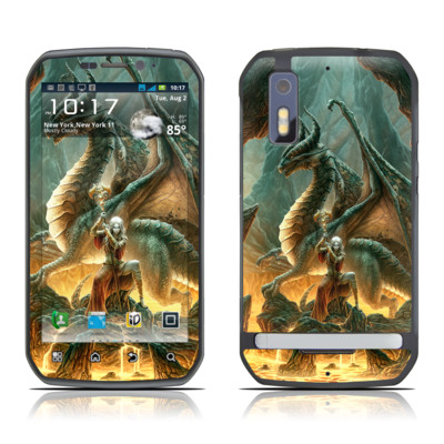 Motorola Photon Skin - Dragon Mage