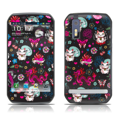 Motorola Photon Skin - Geisha Kitty