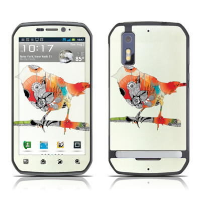 Motorola Photon Skin - Little Bird