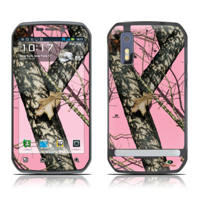 Motorola Photon Skin - Break-Up Pink