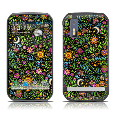 Motorola Photon Skin - Nature Ditzy