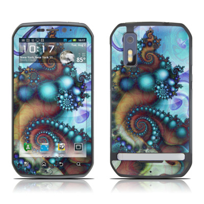 Motorola Photon Skin - Sea Jewel