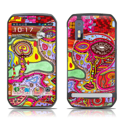 Motorola Photon Skin - The Wall