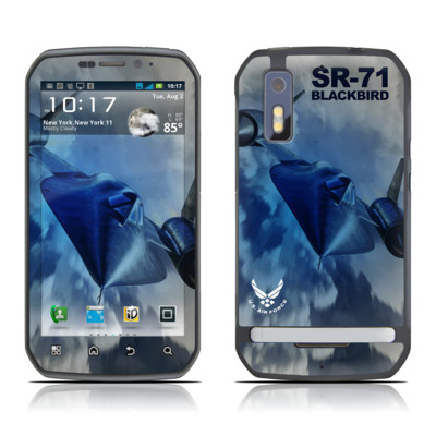 Motorola Photon Skin - Blackbird