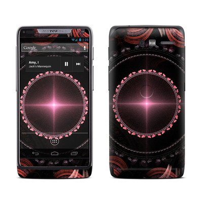 Motorola Razr M Skin - All Roads Lead Home