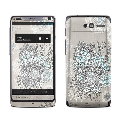 Motorola Razr M Skin - Christmas In Paris