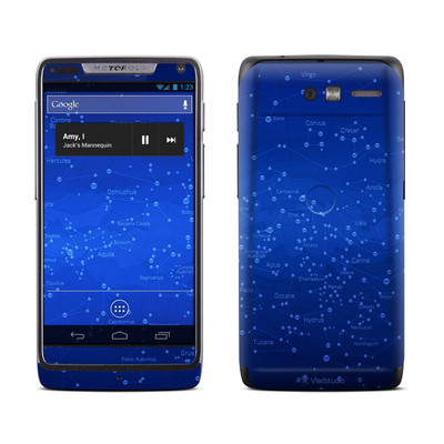 Motorola Razr M Skin - Constellations