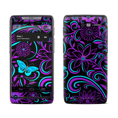 Motorola Razr M Skin - Fascinating Surprise