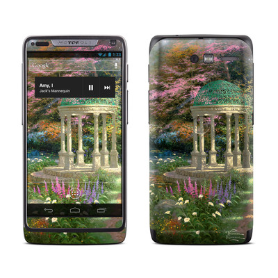 Motorola Razr M Skin - Garden Of Prayer
