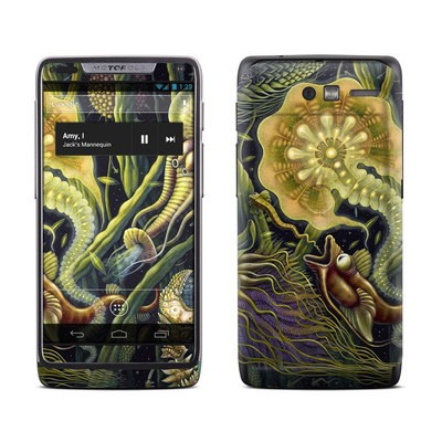 Motorola Razr M Skin - Light Creatures