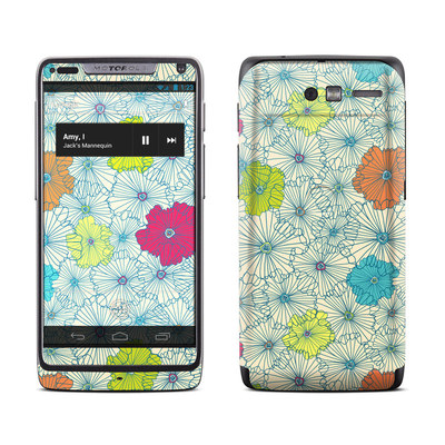 Motorola Razr M Skin - May Flowers