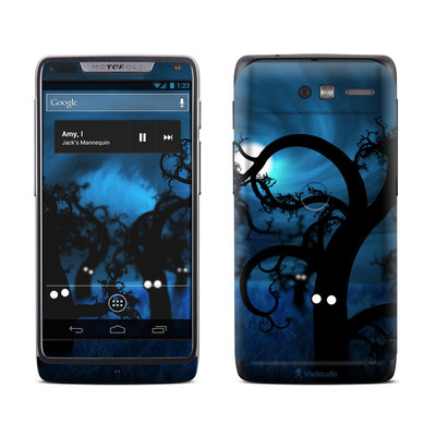 Motorola Razr M Skin - Midnight Forest