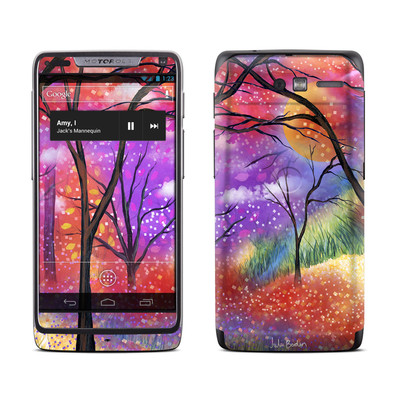 Motorola Razr M Skin - Moon Meadow