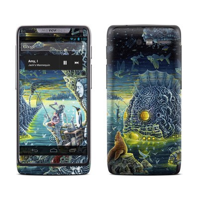 Motorola Razr M Skin - Night Trawlers