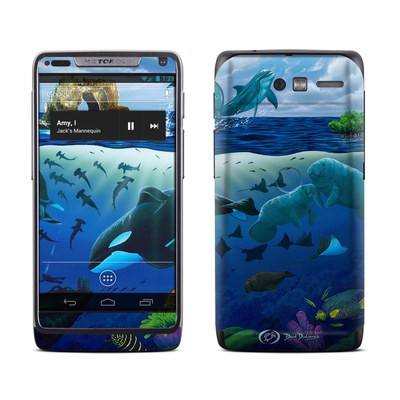 Motorola Razr M Skin - Oceans For Youth