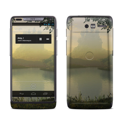 Motorola Razr M Skin - Once Upon A Time