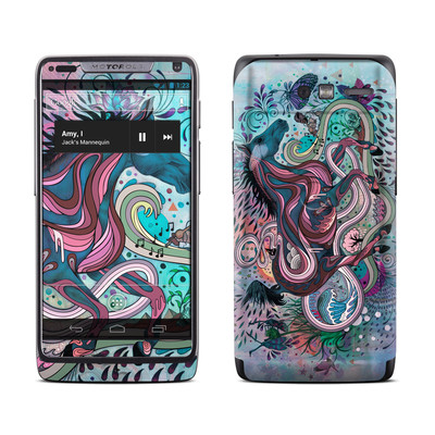 Motorola Razr M Skin - Poetry in Motion