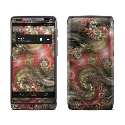 Motorola Razr M Skin - Reaching Out