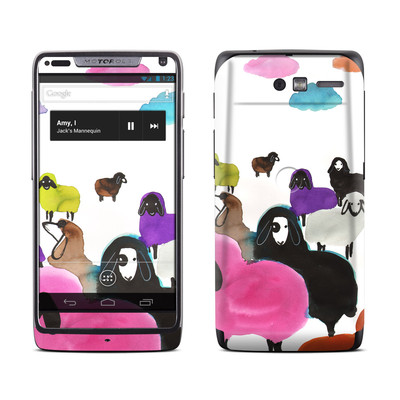Motorola Razr M Skin - Sheeps