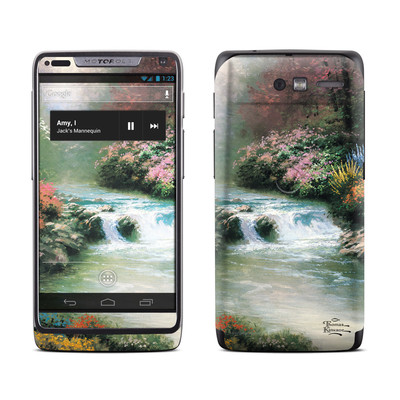 Motorola Razr M Skin - Beside Still Waters