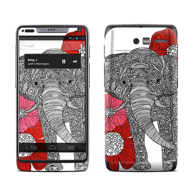 Motorola Razr M Skin - The Elephant