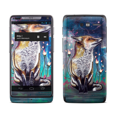 Motorola Razr M Skin - There is a Light