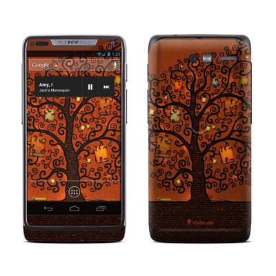 Motorola Razr M Skin - Tree Of Books