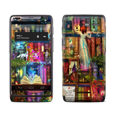 Motorola Razr M Skin - Treasure Hunt