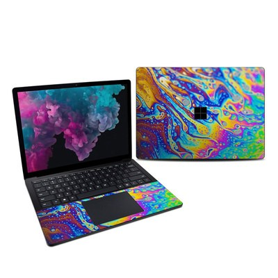 Microsoft Surface Laptop 3 13.5in Skin - World of Soap