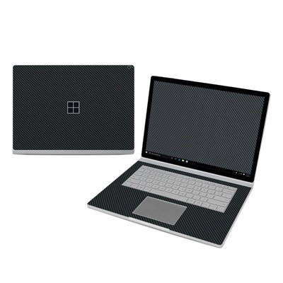 Microsoft Surface Book 3 15in (i7) Skin - Carbon