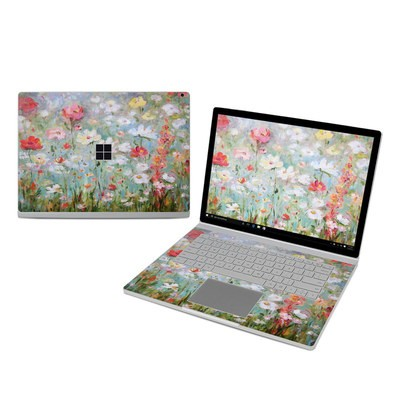Microsoft Surface Book 3 15in (i7) Skin - Flower Blooms
