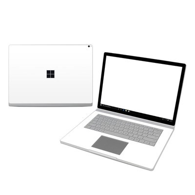 Microsoft Surface Book 3 15in (i7) Skin - Solid State White